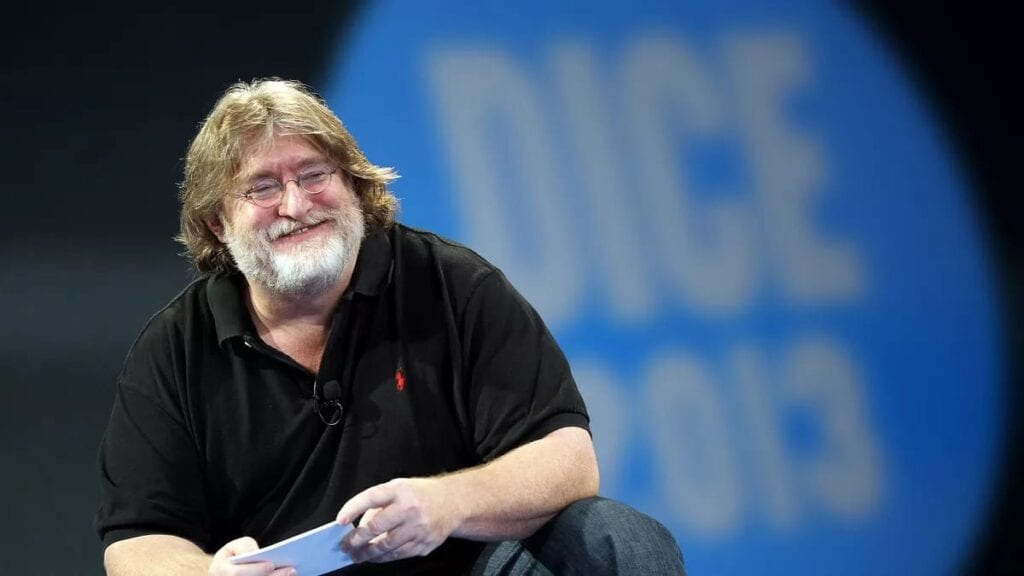 """Gabe Newell Says We're """"Way Closer To The Matrix Than People Realize"""""""