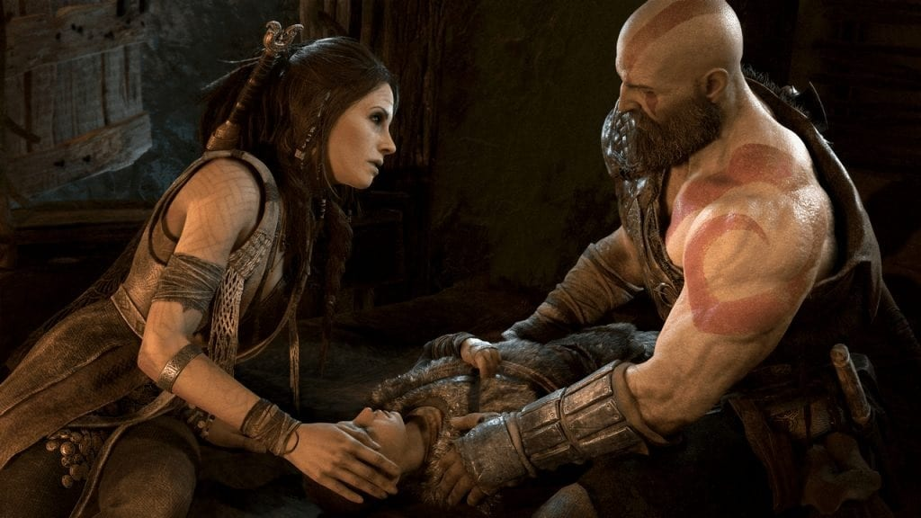 "God Of War's Kratos Was ""Never A Misogynist,"" Says Creator"