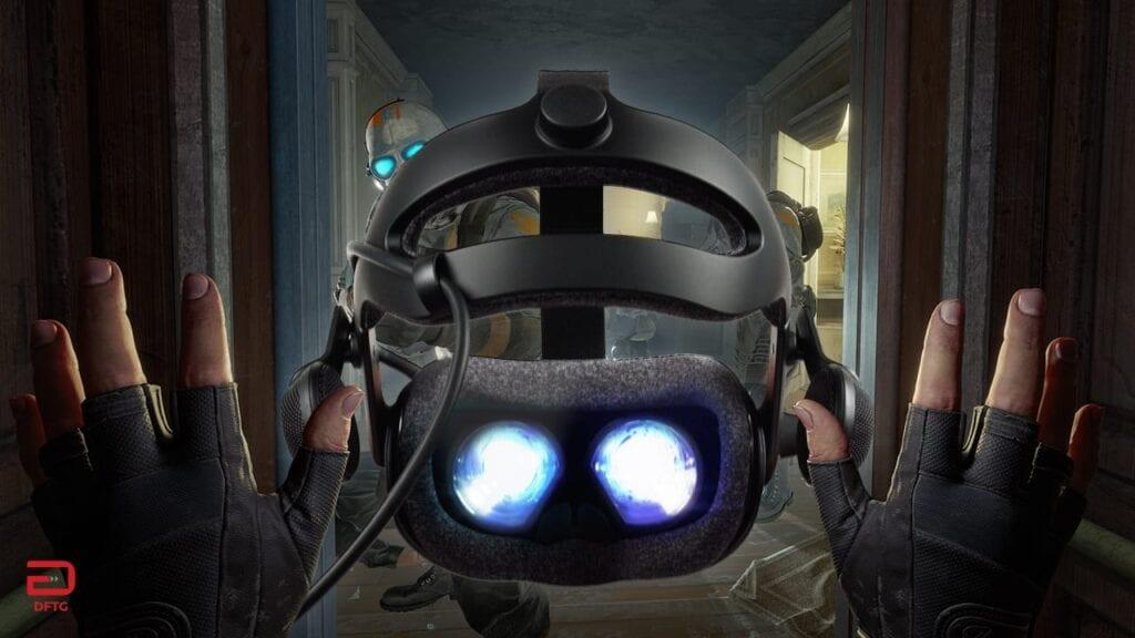 Half-Life: Alyx VR Valve Index