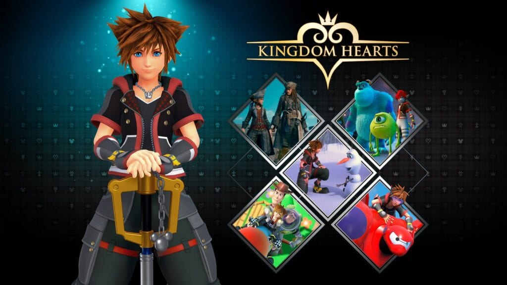 Two New Kingdom Hearts Games