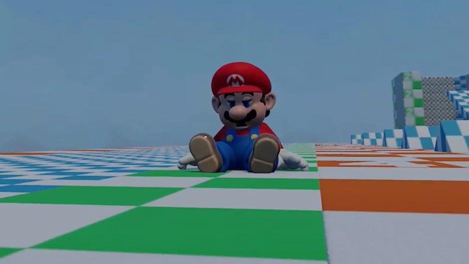 Dreams Mario