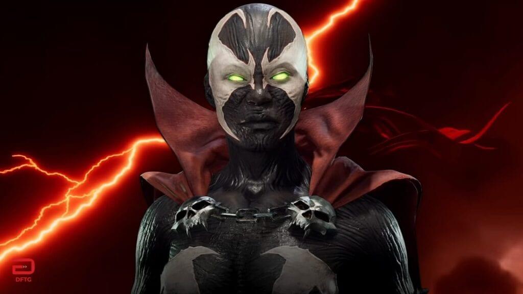 Mortal Kombat 11 Spawn Skins