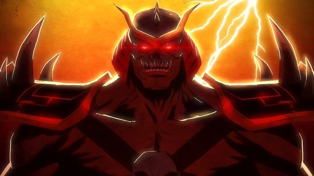Mortal Kombat Legends: Scorpion's Revenge Reveals Violent Red Band Trailer (VIDEO)