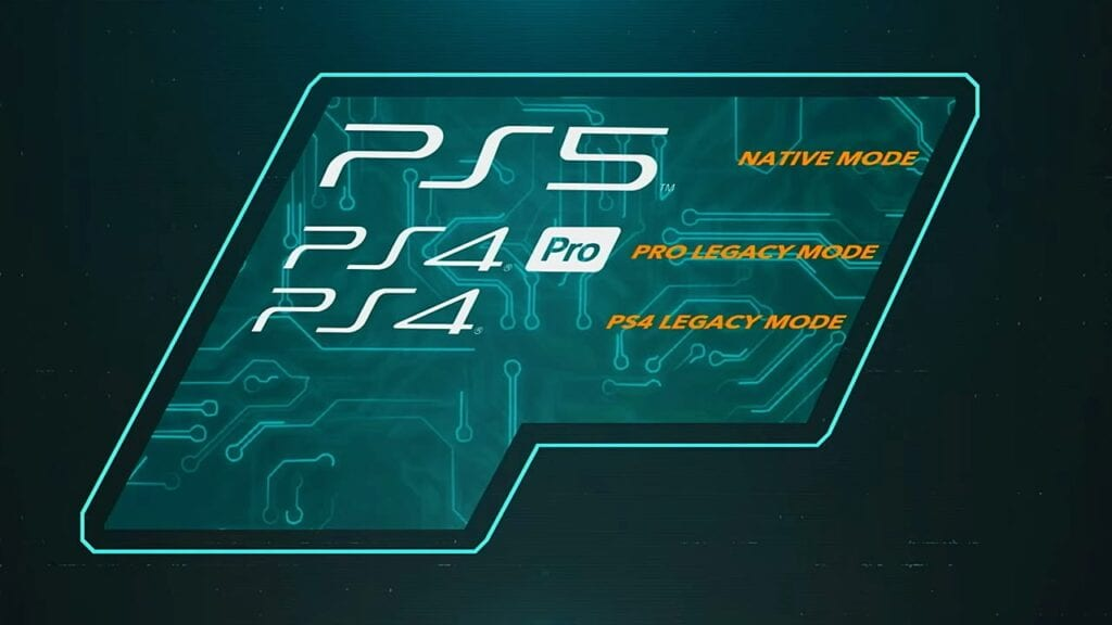 PS5 Backwards Compatibility PS4