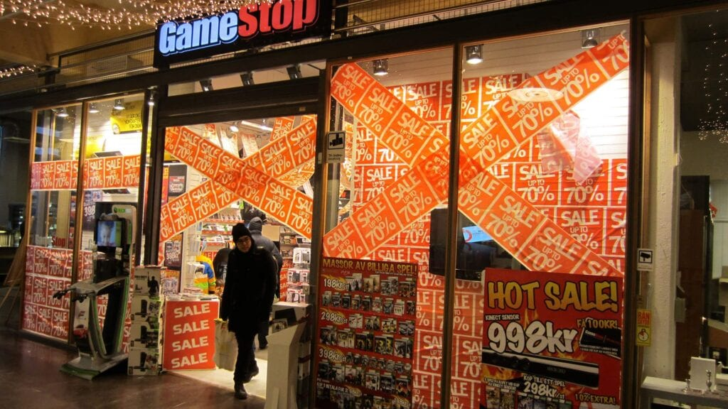 GameStop Stores