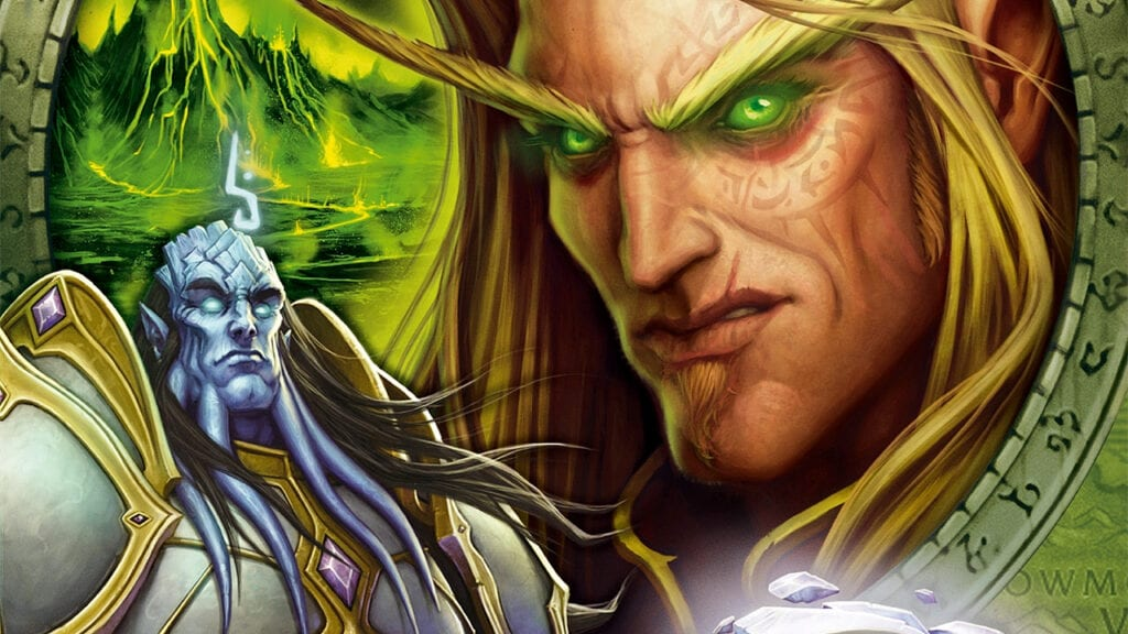 The Burning Crusade World Of Warcraft Classic