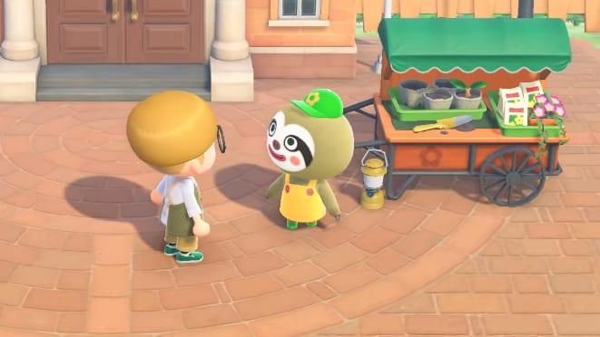 Animal Crossing New Horizons Update