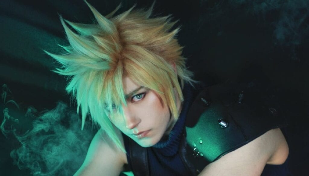 This Cloud Cosplay Looks Like A Final Fantasy VII Remake Screenshot
