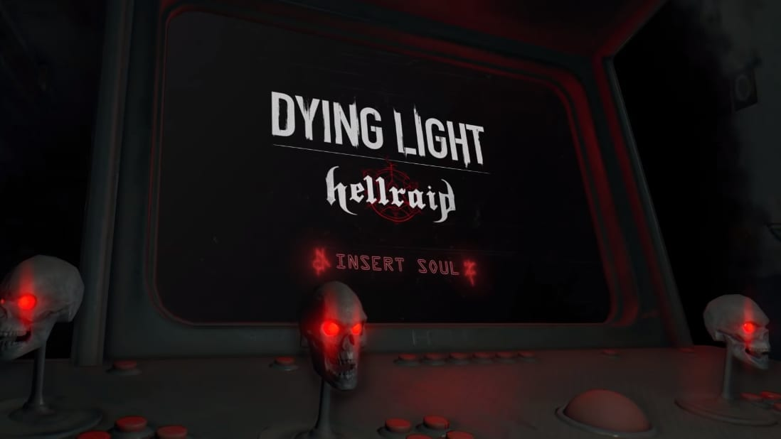 Dying Light Hellraid DLC