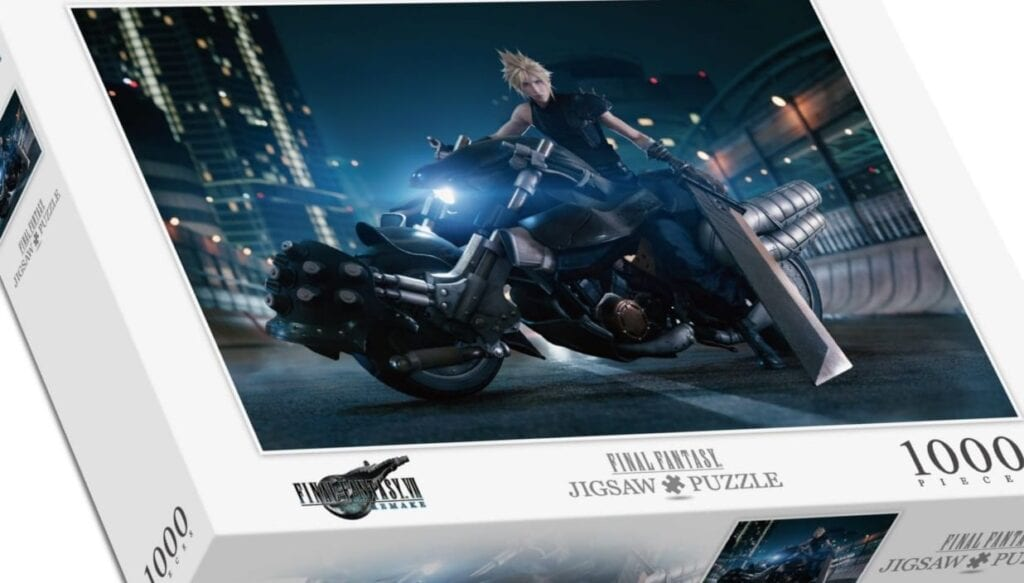 Final Fantasy VII Remake Jigsaw Puzzles Now Available For Pre-Order