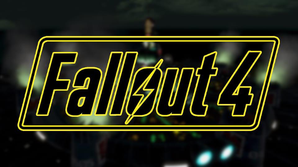 Final Fantasy VII Fallout 4 Midgar Mod