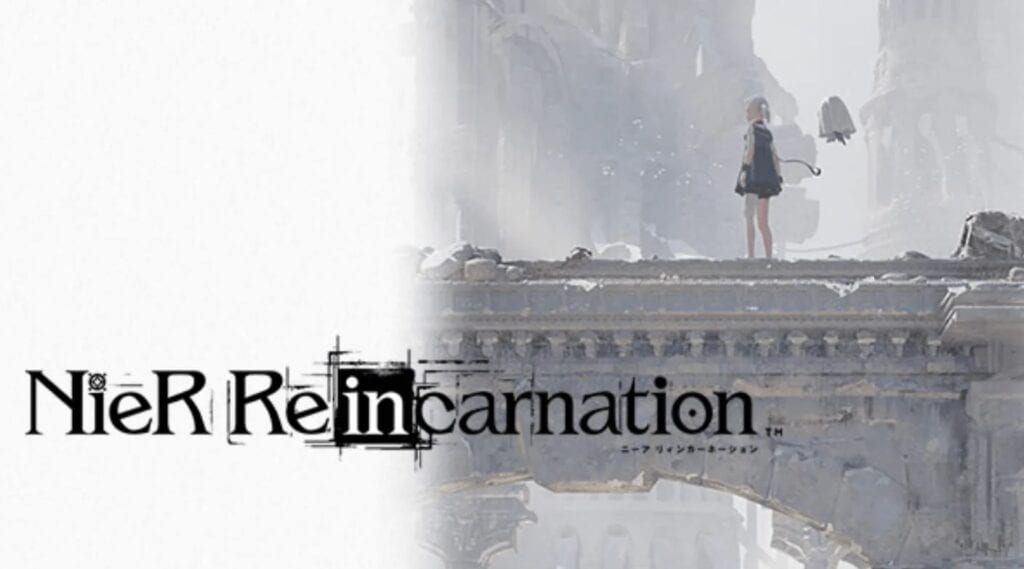NieR Re[in]carnation Revealed In Haunting New Trailer (VIDEO)