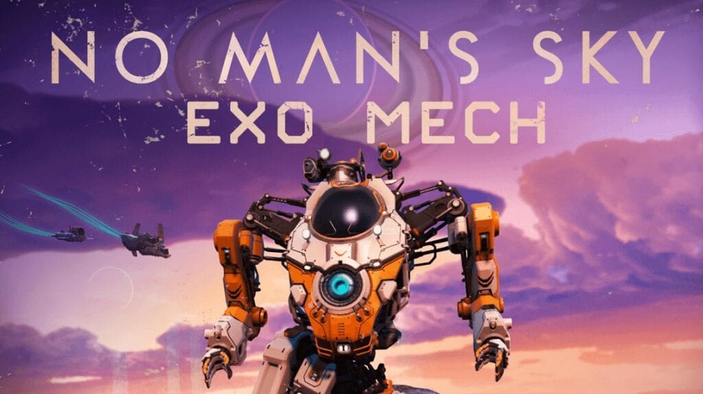 No Man's Sky Mechs