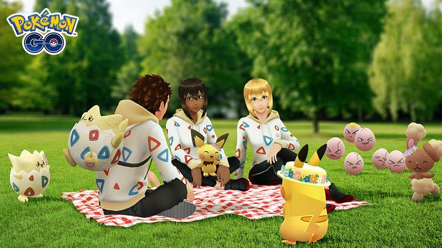 Pokemon GO Spring 2020