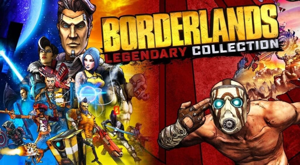 Borderlands Collection On Nintendo Switch Will Run At 1080p, 30FPS