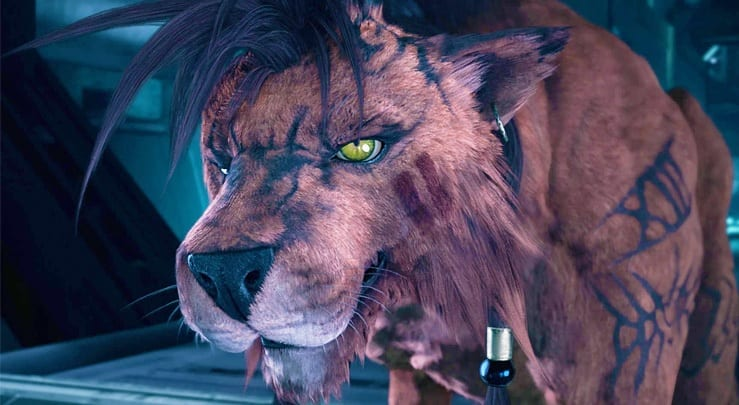 Final Fantasy VII Remake Save Editor Lets You Play As Red XIII (VIDEO)