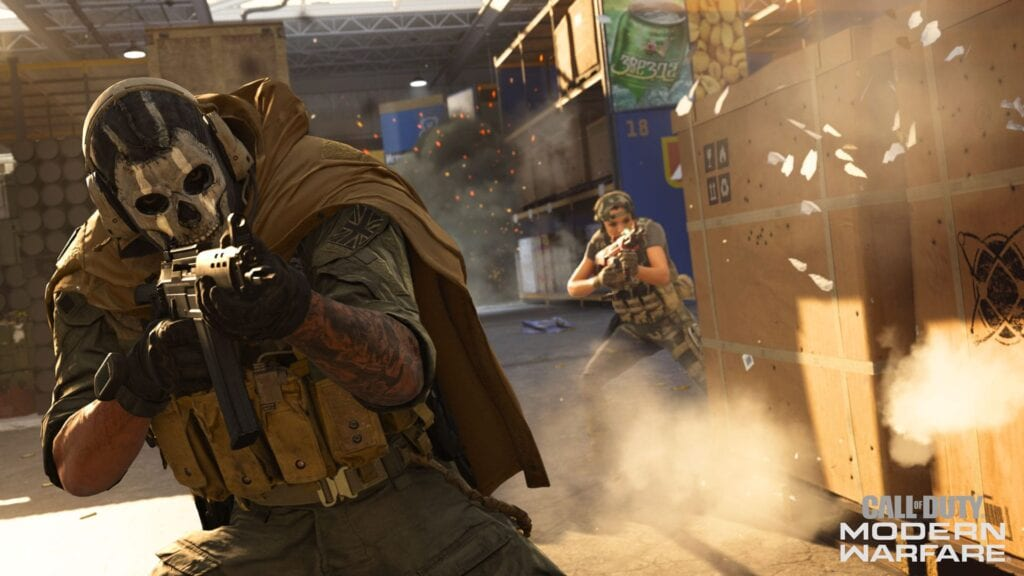 Call Of Duty: Modern Warfare Multiplayer Is Free This Weekend