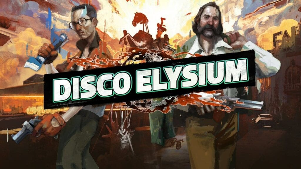 Disco Elysium Nintendo Switch