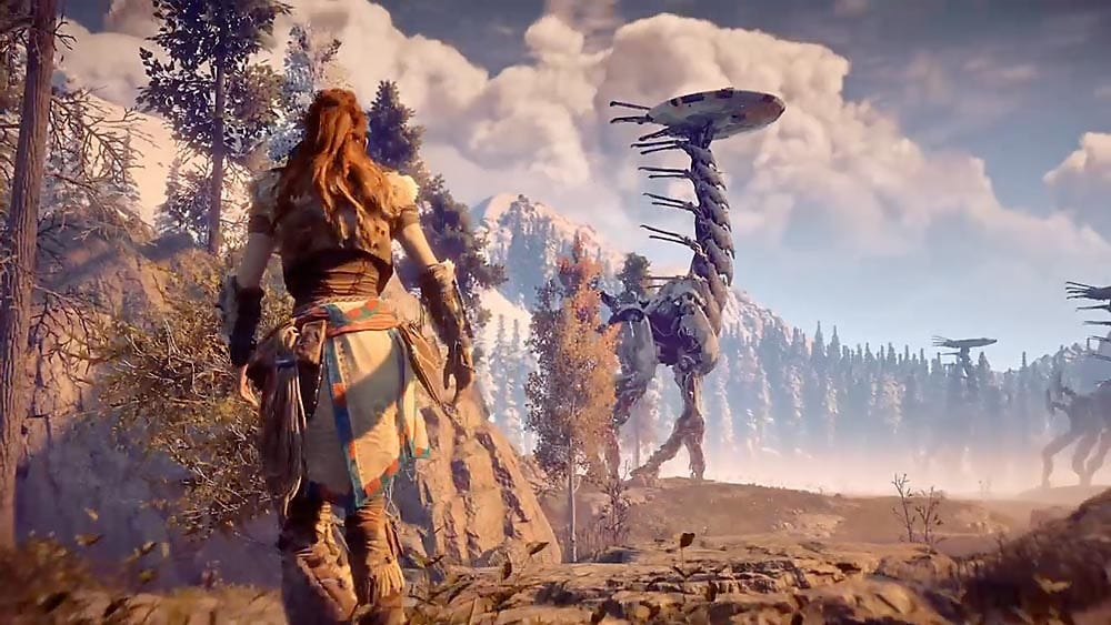 Horizon Zero Dawn Sequel Hinted At In New Job Listing
