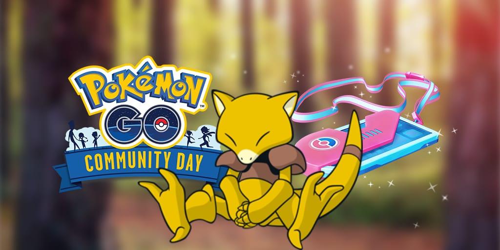 pokemon go abra community day feat