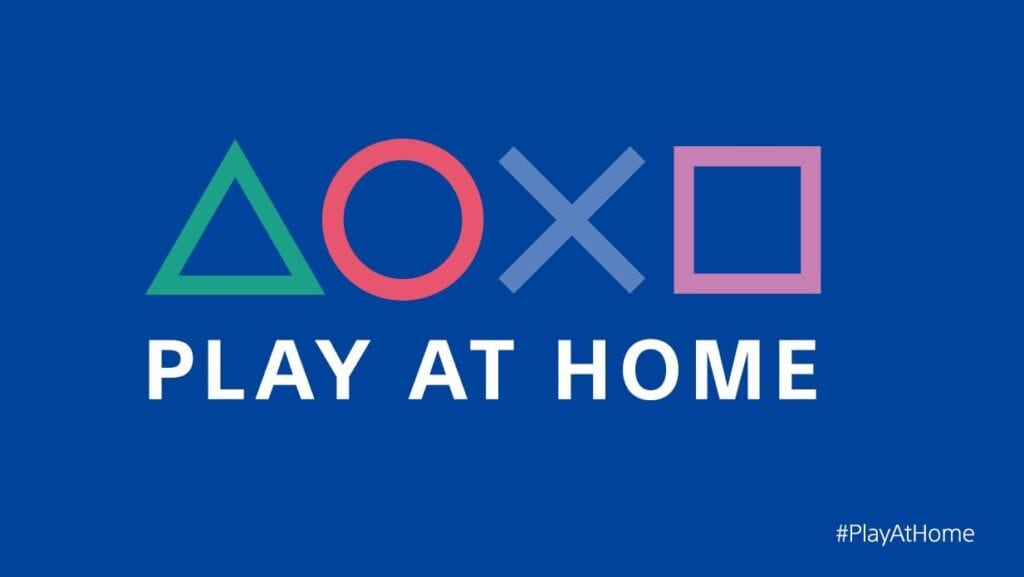 PlayStation Announces Two Free PS4 Games Via Sony's Stay At Home Initiative