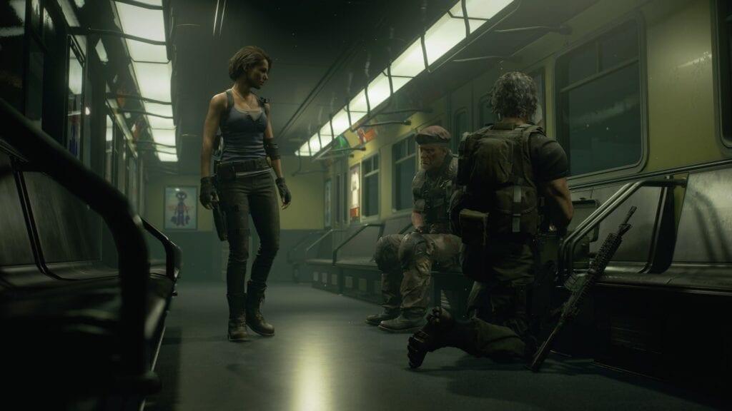 Resident Evil Survey