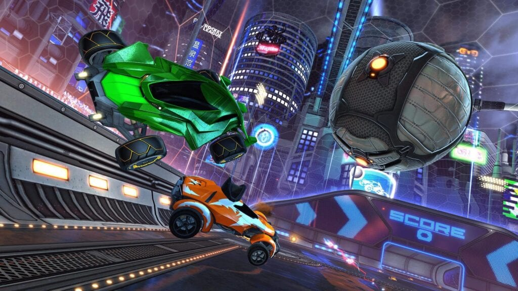 Rocket League Reveals New Heatseeker Mode Coming Soon (VIDEO)