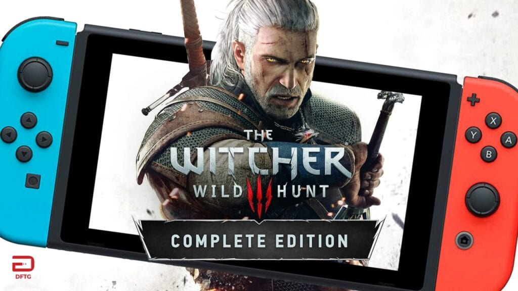 The Witcher 3 Nintendo Switch