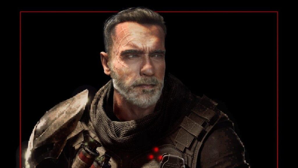 Arnold Schwarzenegger Predator: Hunting Grounds