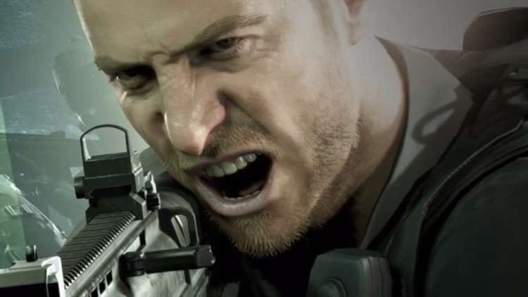 Resident Evil 8 Rumor Hints At A Redesigned Chris Redfield