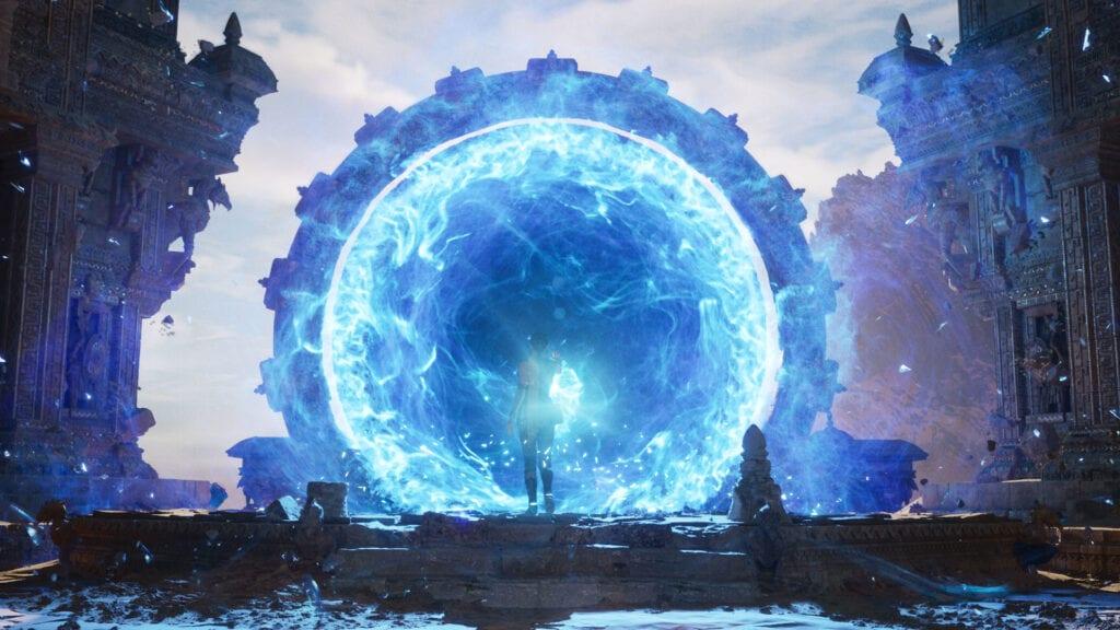 Unreal Engine 5 PlayStation 5 Demo