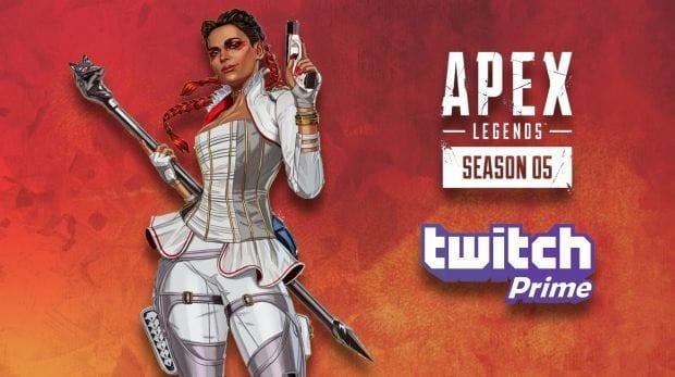 Apex Legends Announces New Twitch Prime Skin For Loba