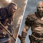 Assassin's Creed Valhalla God Of War
