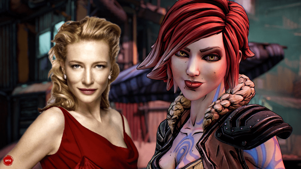 Borderlands Movie Officially Casts Cate Blanchett As Lilith