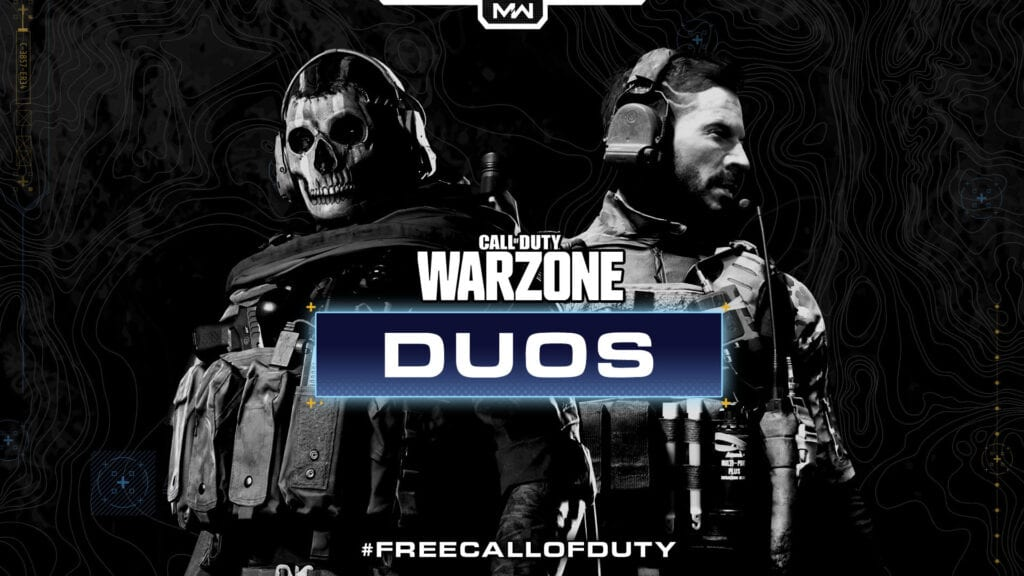 call of duty warzone duos