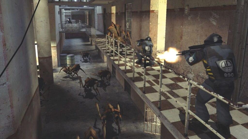 Arkane Studios Cancelled Half-Life