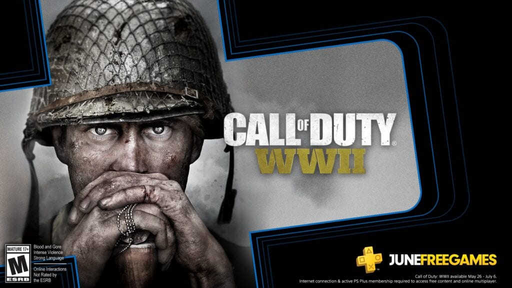 PlayStation Plus For June 2020 Kicks Off Early With Call Of Duty: WWII