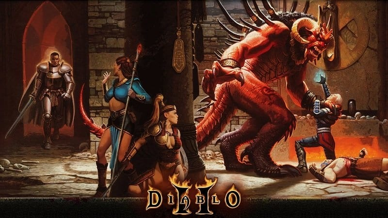 Diablo 2 'Resurrected' Remaster Reportedly Arriving Later This Year