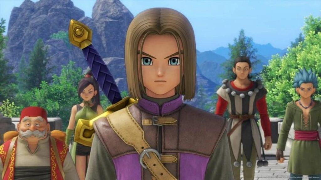 Square Enix Dragon Quest XI