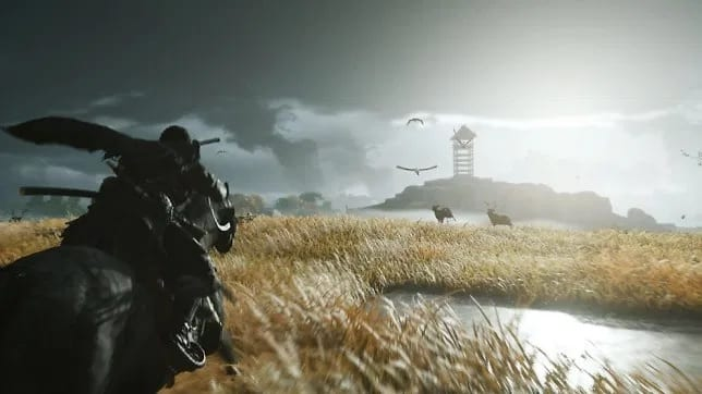 Ghost Of Tsushima's State Of Play Event Only Showed A Small Part Of The Map