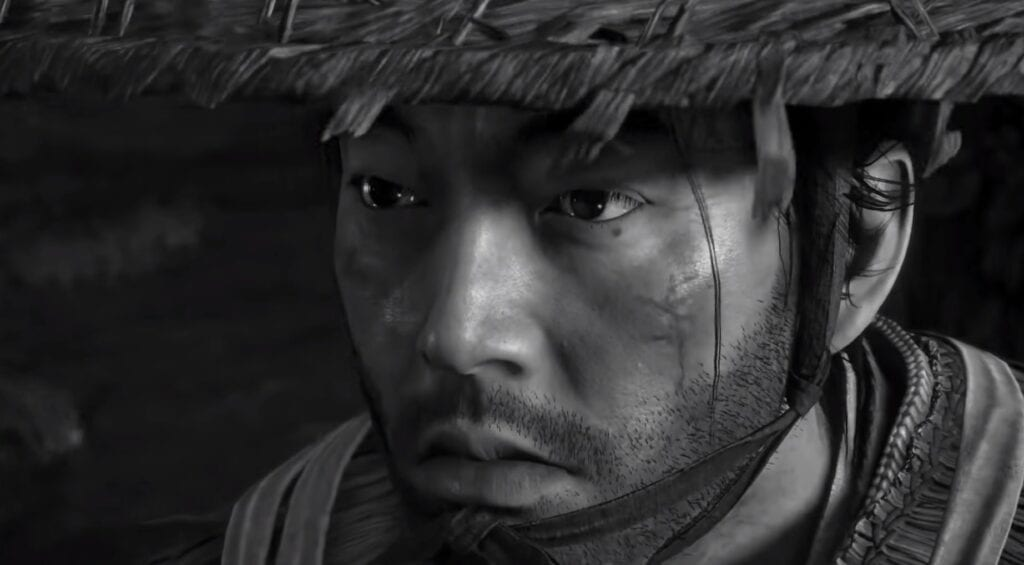 Ghost Of Tsushima Dev Explains How Black & White Mode Affected Development