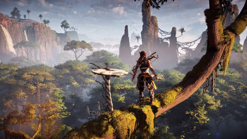 Horizon Zero Dawn Dev Comment Suggests Sequel Reveal May Be Coming Soon