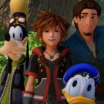 kingdom hearts tv series disney+