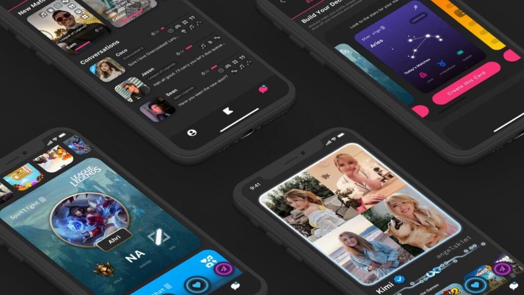 Kippo gamer dating app