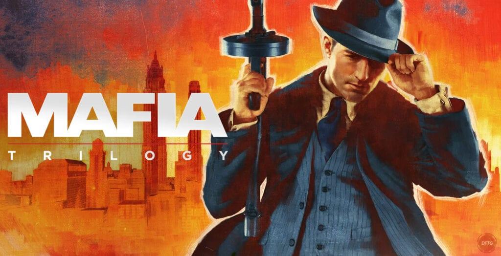 mafia trilogy 2k games