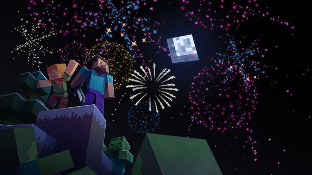 Minecraft 11th Anniversary