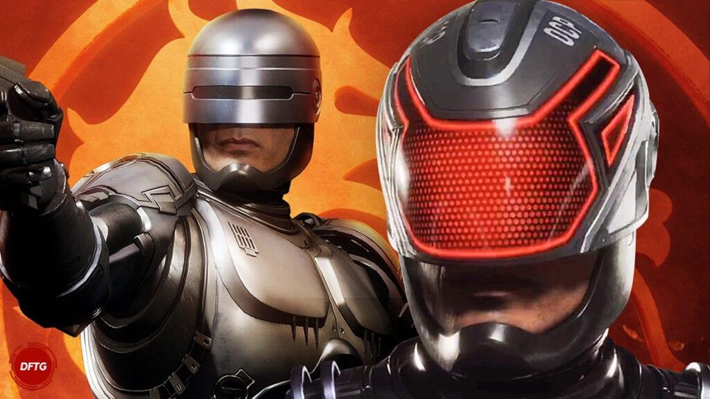 Mortal Kombat 11 RoboCop Customization