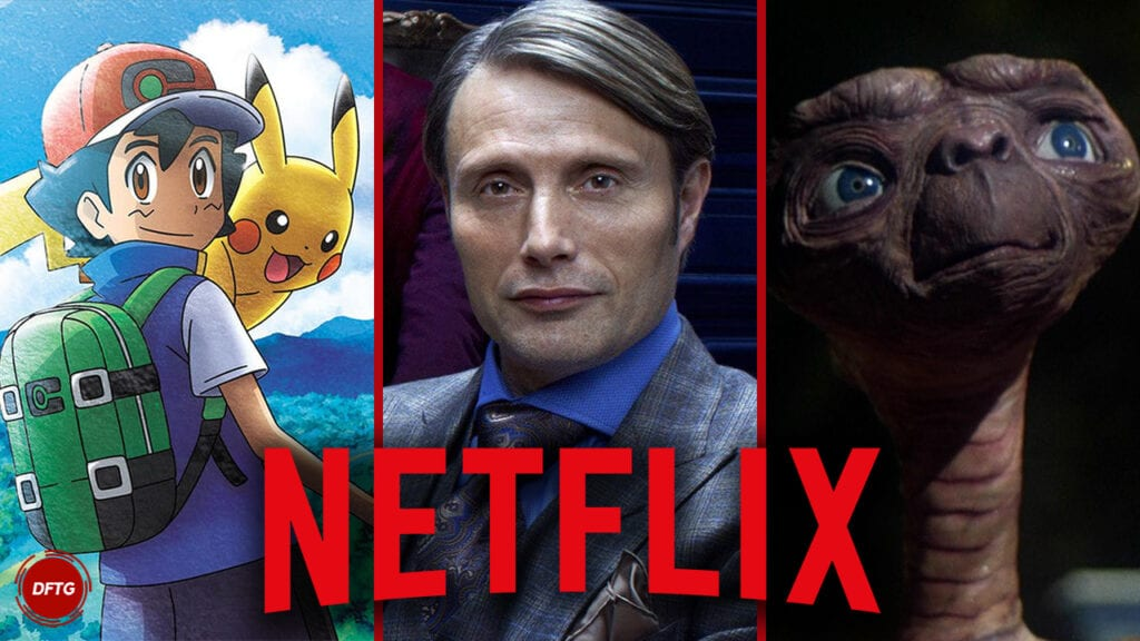 Netflix June 2020 Pokémon Journeys Hannibal ET