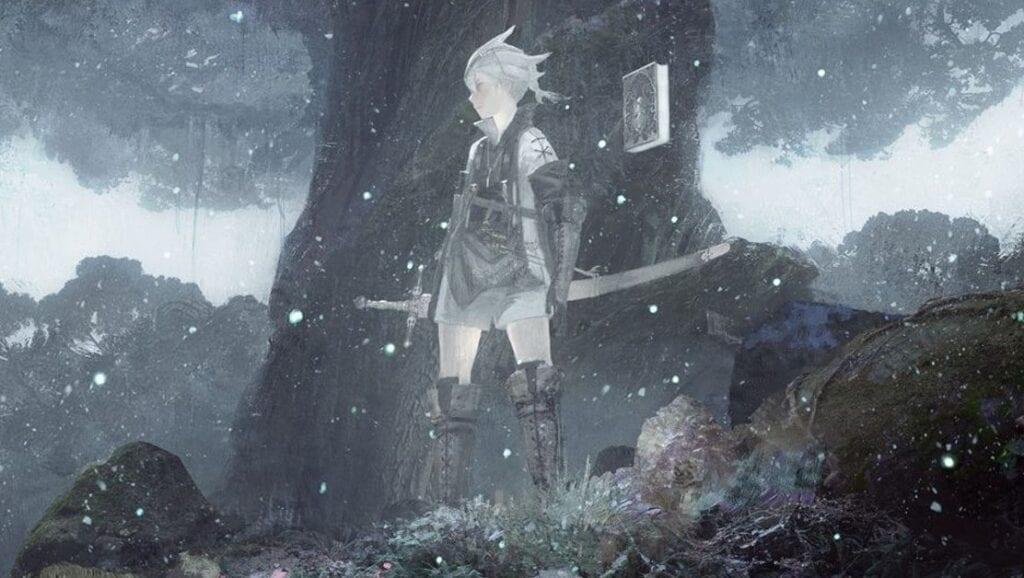 NieR Replicant Remake Gets New Screenshots, Concept Art