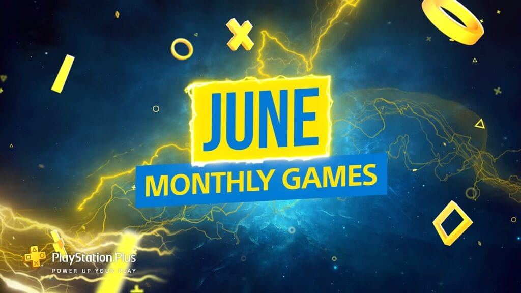 PlayStation Plus June